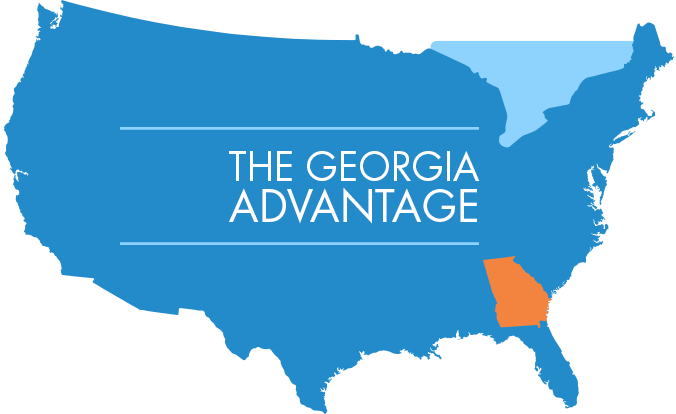 The Georgia Advantage